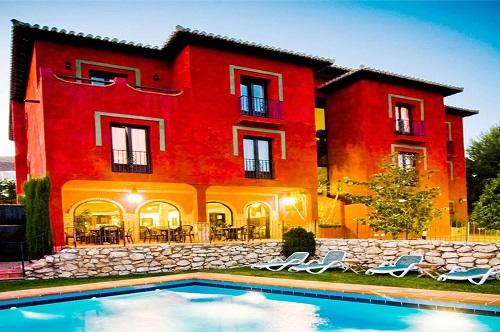 Foto 2 Hotel Hotel Cerro del Sol, CENES DE LA VEGA