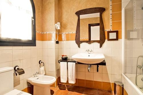 Foto 6 Hotel Hotel Cerro del Sol, CENES DE LA VEGA