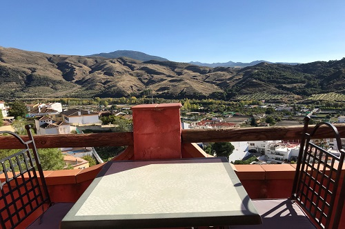 Foto 8 Hotel Hotel Cerro del Sol, CENES DE LA VEGA