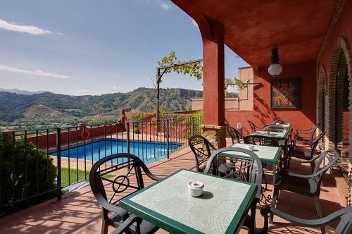 Foto 9 Hotel Hotel Cerro del Sol, CENES DE LA VEGA