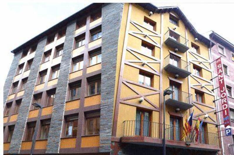Foto 1 Hotel Hotel Sant Jordi, ANDORRA LA VELLA
