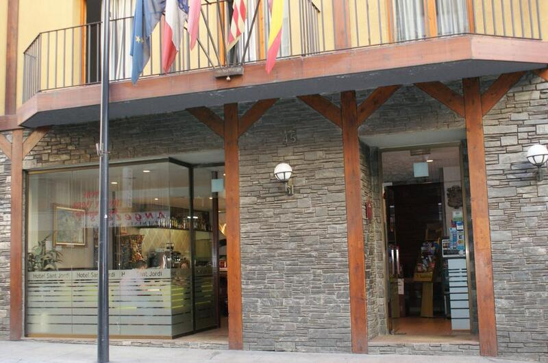Photos of Hotel Sant Jordi in ANDORRA LA VELLA, ANDORRA (2)