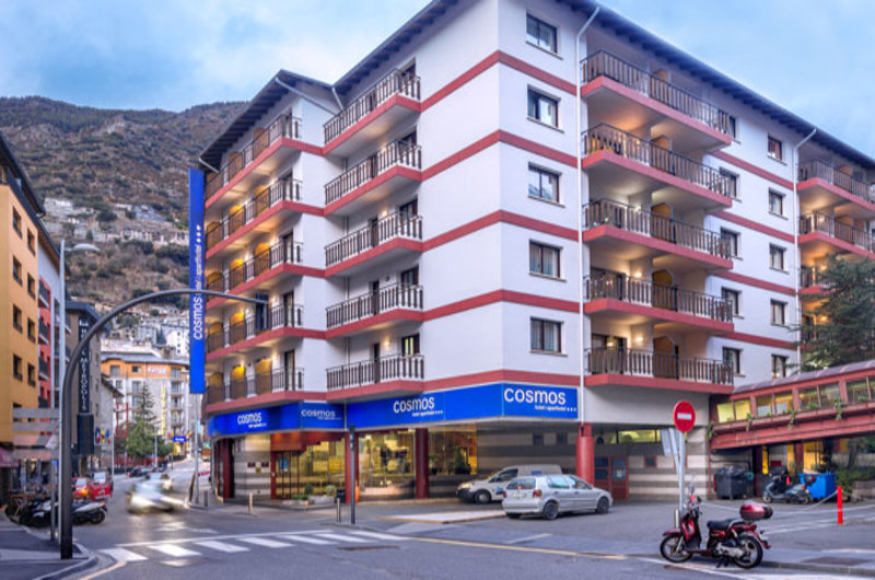 Fotos de Hotel Cosmos en ESCALDES/ENGORDANY, ANDORRA (2)
