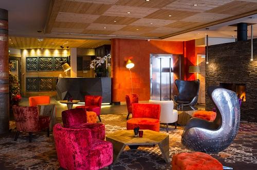 Foto 3 Hotel Hotel Taj-I Mah, LES ARCS