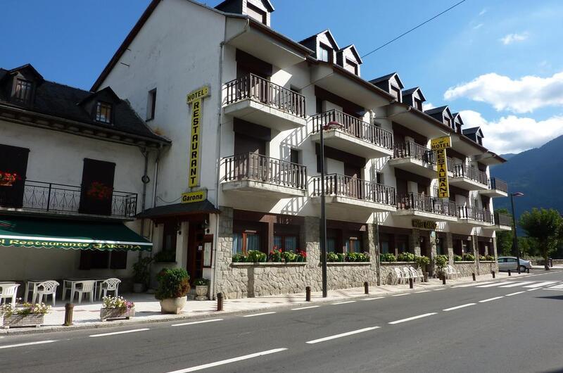 Hotel Garona Bossost1