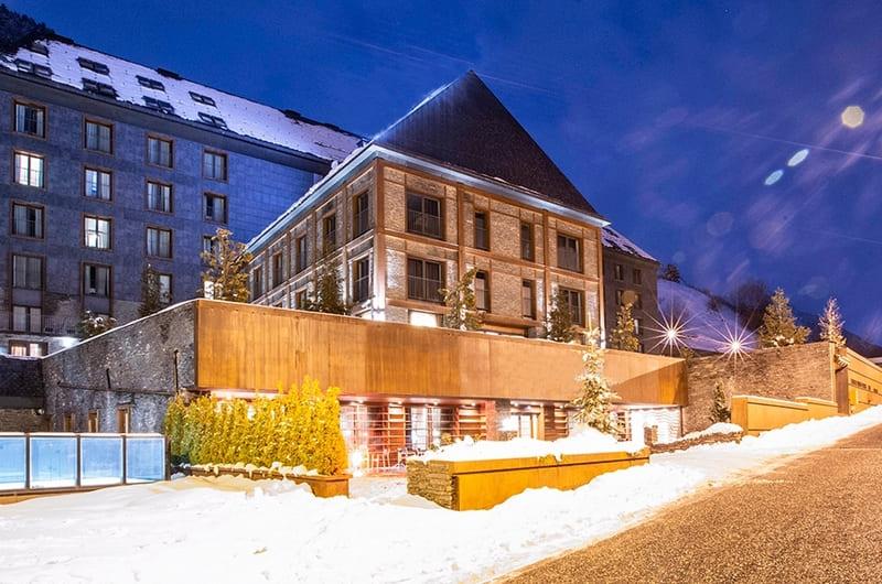 Hotel Himalaia (Baqueira - Ruda)2