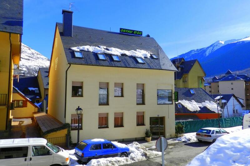 Hotel Ostau D'Óc1