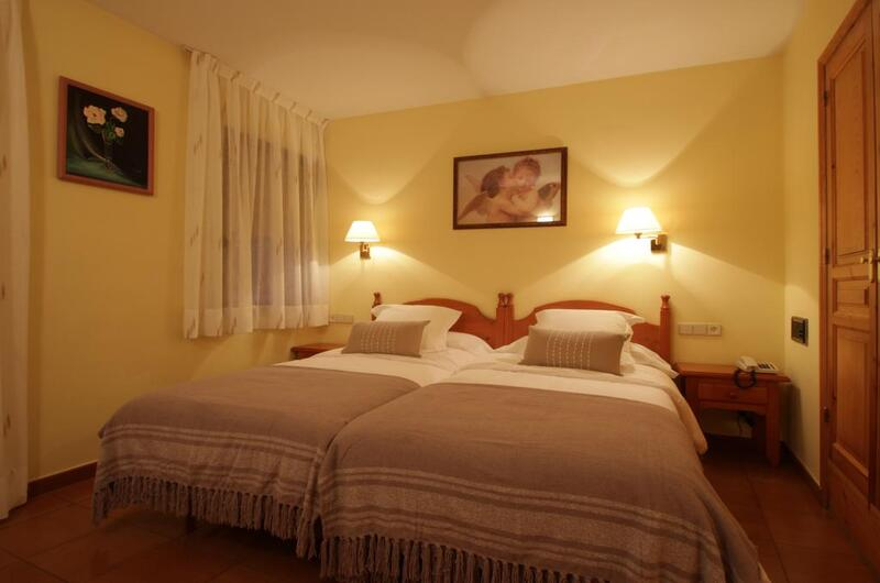 Hotel Ostau D'Óc8