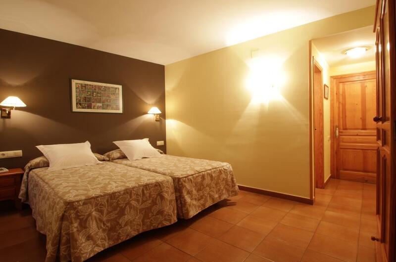 Hotel Ostau D'Óc9