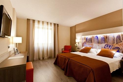Fotos de HOTEL ALIXARES en GRANADA, España (6)