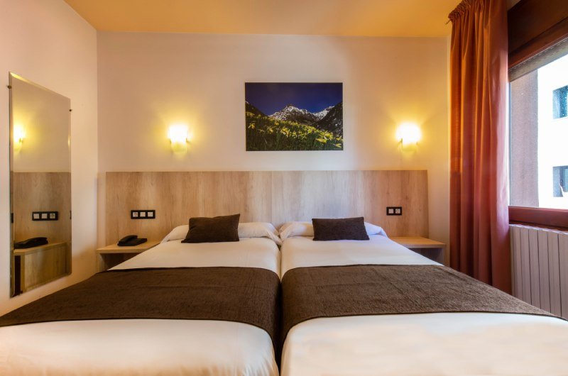Fotos de Hotel Marco Polo en LA MASSANA, ANDORRA (2)
