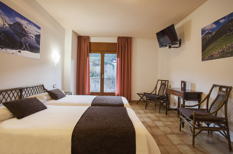 Fotos de Hotel Marco Polo en LA MASSANA, ANDORRA (23)