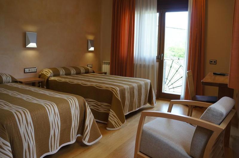 Fotos de Hotel Los Nogales en CAMPO, España (6)