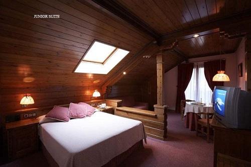 Hotel Grévol Spa6