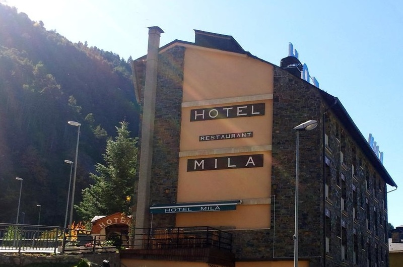 Foto 15 Hotel Hotel Mila, ENCAMP