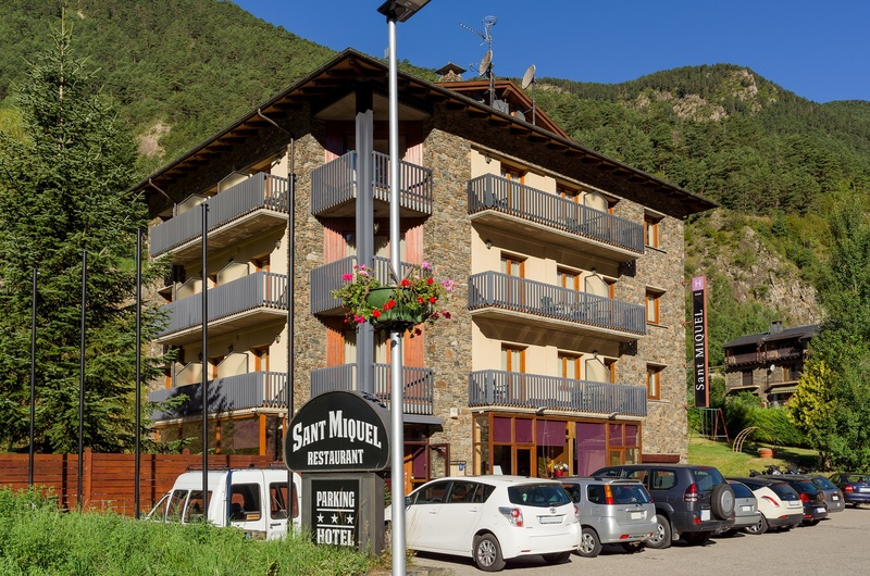 Photos of Hotel Sant Miquel in ANSALONGA-ORDINO, ANDORRA (1)