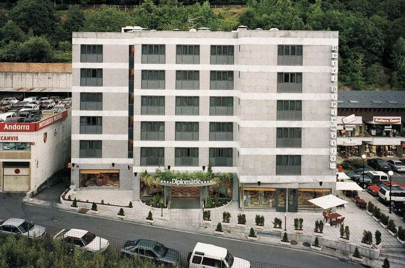 Photos de Hotel Zenit Diplomàtic à ANDORRA LA VELLA, ANDORRE (1)