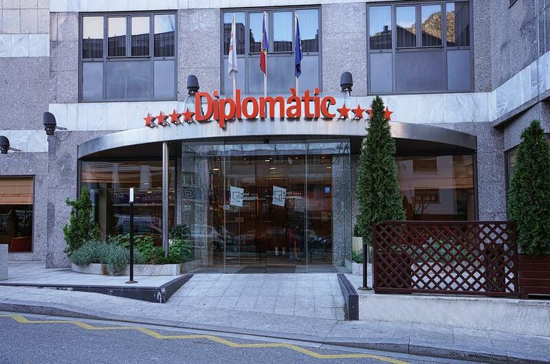 Fotos de Hotel Zenit Diplomàtic en ANDORRA LA VELLA, ANDORRA (2)