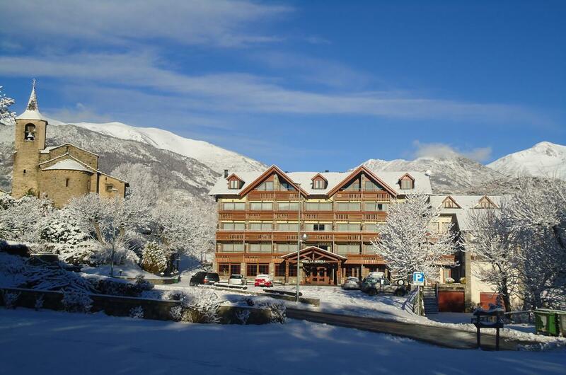 Foto 1 Hotel Hotel La Morera, VALENCIA D'ANEU