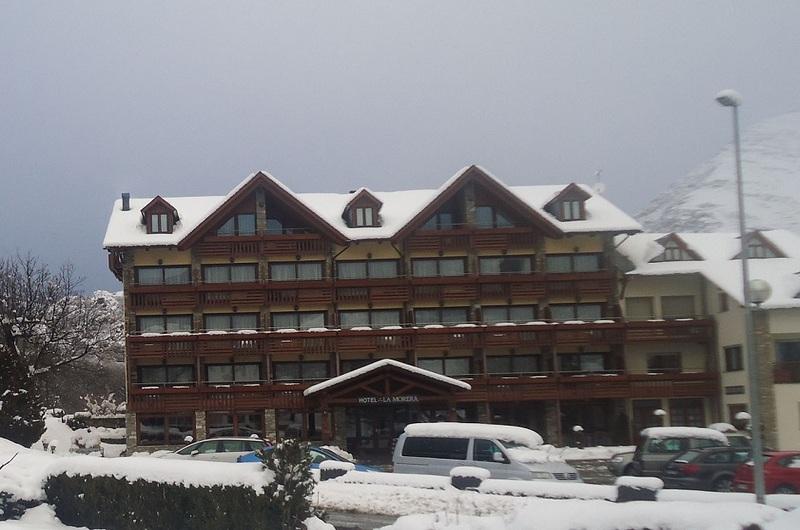 Foto 2 Hotel Hotel La Morera, VALENCIA D'ANEU
