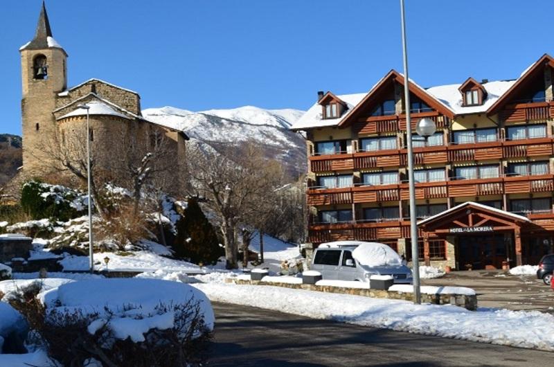 Foto 3 Hotel Hotel La Morera, VALENCIA D'ANEU