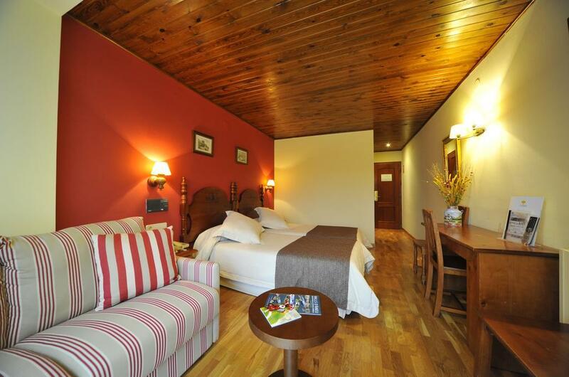 Foto 6 Hotel Hotel La Morera, VALENCIA D'ANEU