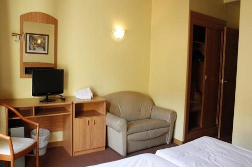 Hotel Hermus Centre Vila3