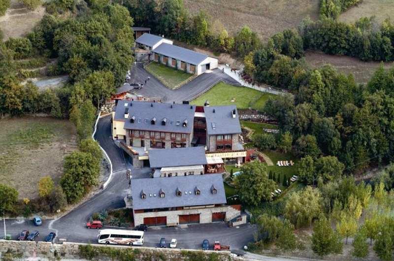 Fotos de Hotel Riberies en LLAVORSI, ESPANYA (11)