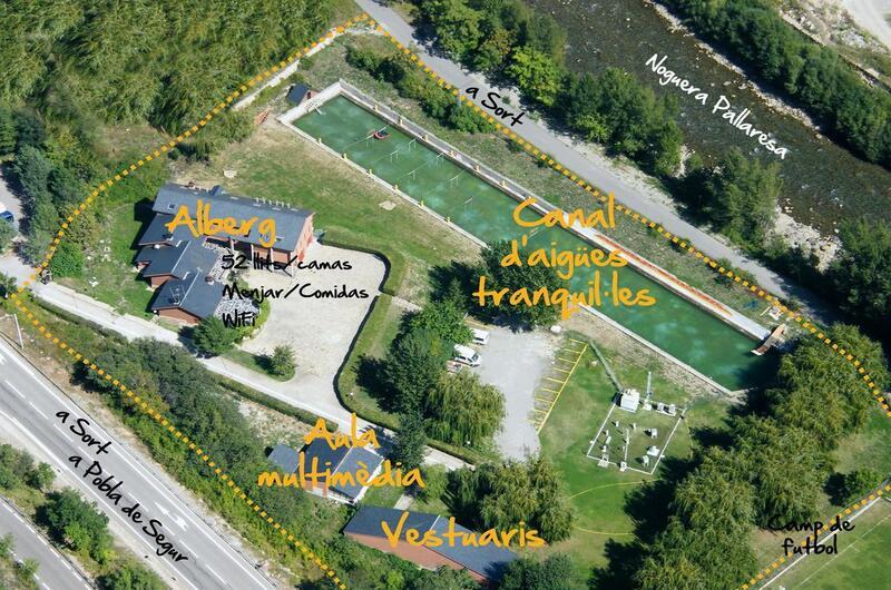 Alberg Escola De Piragüisme2