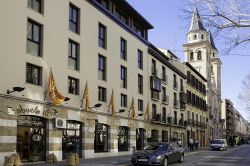 Foto 1 Hotel Vincci Albayzin, GRANADA