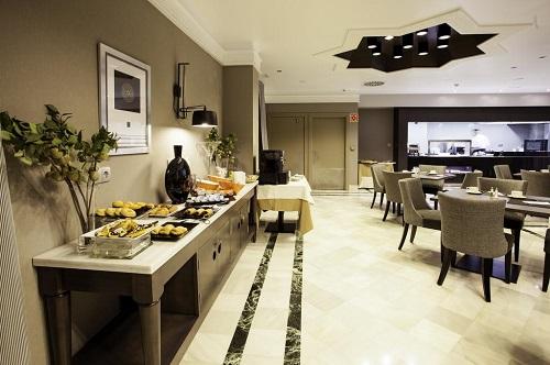 Foto 4 Hotel Vincci Albayzin, GRANADA