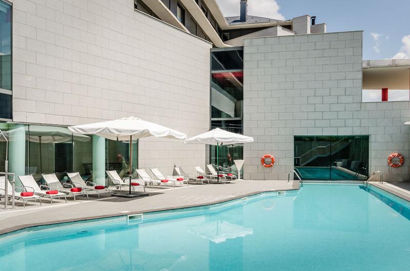Foto 21 Hotel Hotel Reina Felicia, JACA