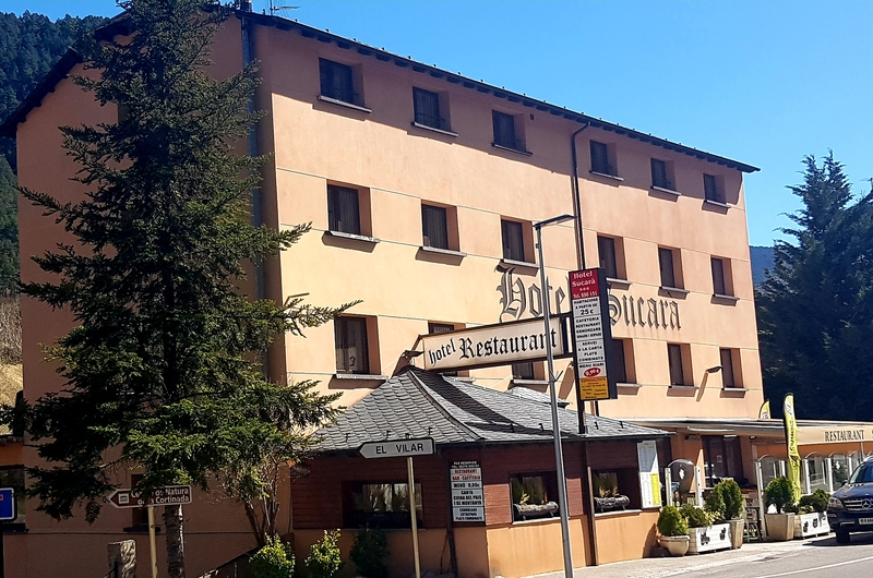 Foto 1 Hôtel Hotel Sucara II, ORDINO