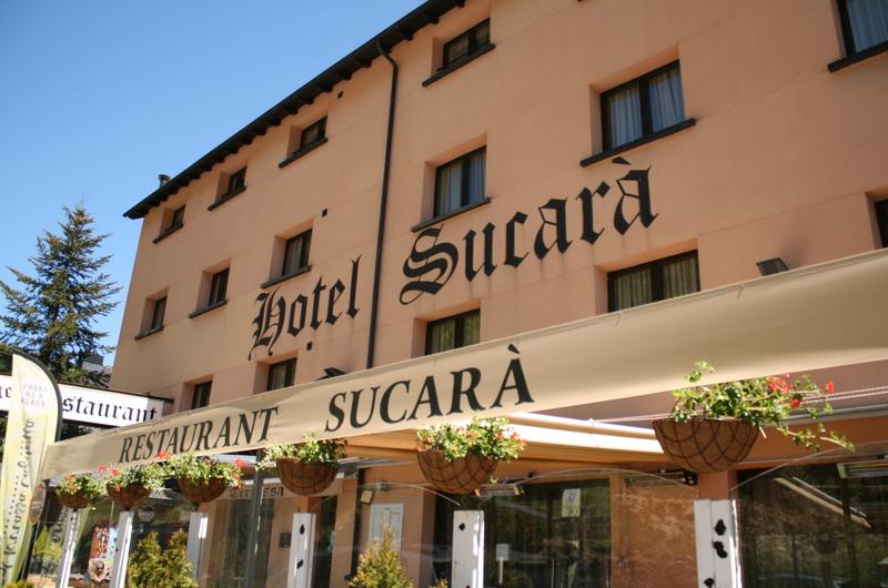 Foto 2 Hôtel Hotel Sucara II, ORDINO