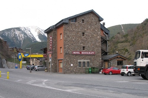 Photos of Hotel Gaspà in ANSALONGA-ORDINO, ANDORRA (1)