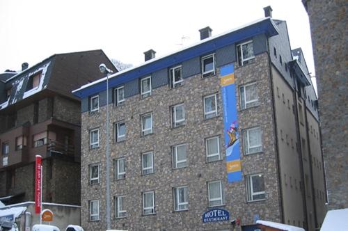 Hotel Vall Ski II6