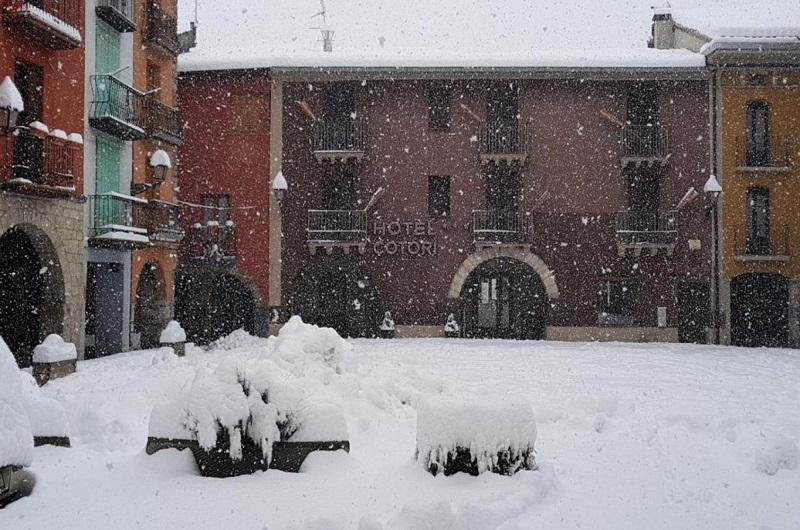 Photos of Hotel Cotori in PONT DE SUERT, SPAIN (2)