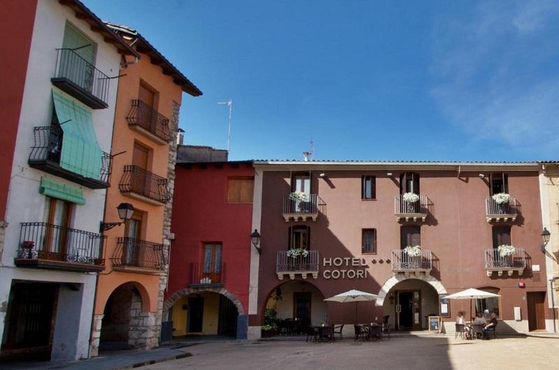 Photos of Hotel Cotori in PONT DE SUERT, SPAIN (8)