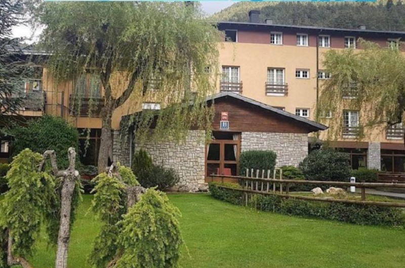 Hotel Roc Blanc4