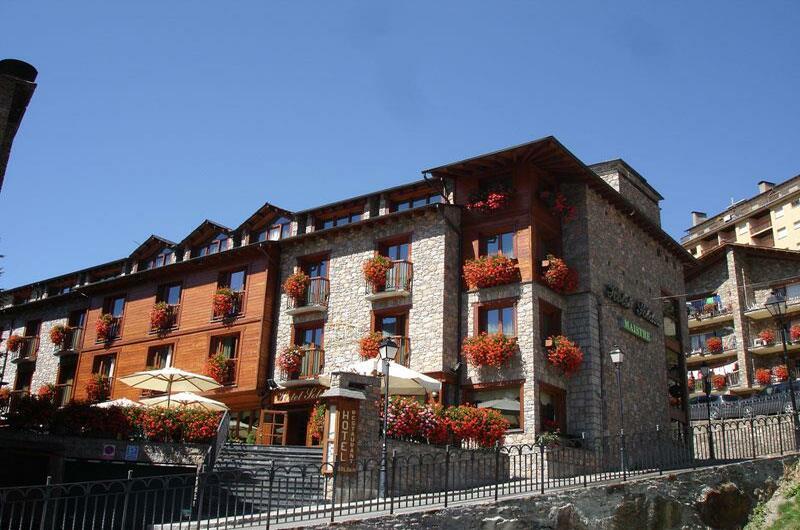 Fotos de Hotel Soldeu Maistre en SOLDEU, ANDORRA (2)