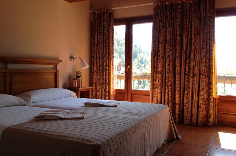 Foto 12 Hotel Hotel Xalet Verdú  , ARINSAL
