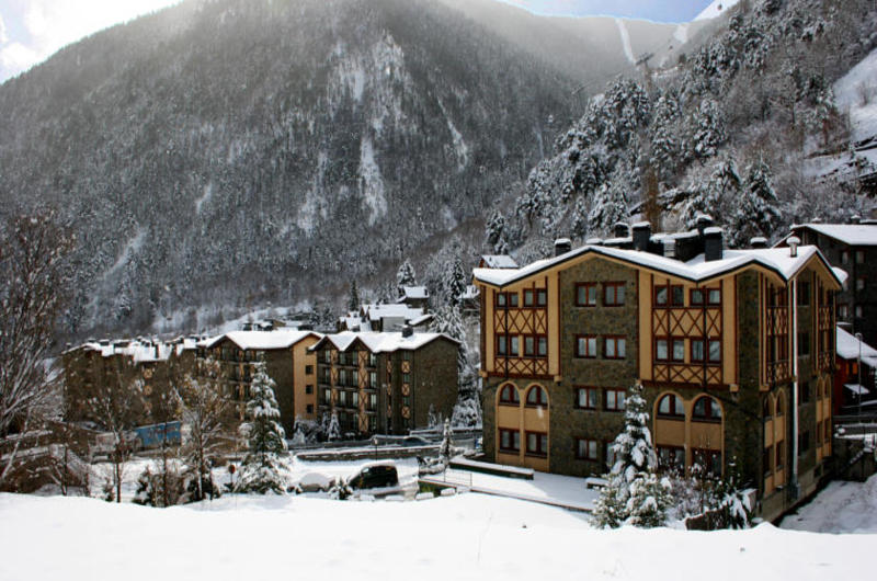 Hotel Xalet Verdú2