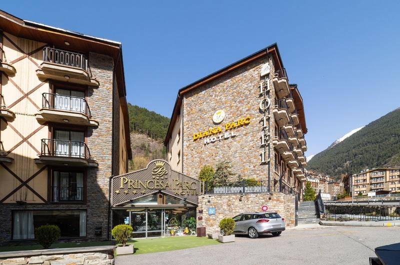 Hotel Princesa Parc1