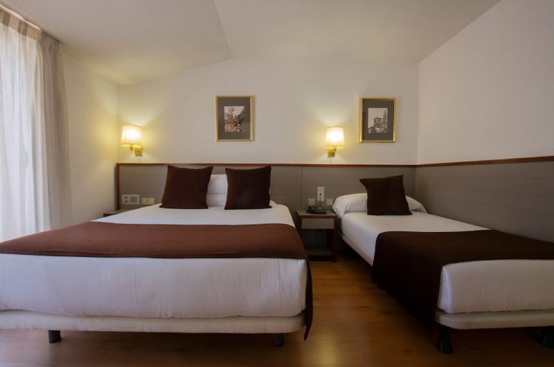 Hotel Kyriad Comtes D'Urgell6