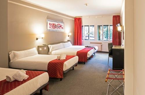 Foto 7 Hotel GARDEN, ANDORRA LA VELLA