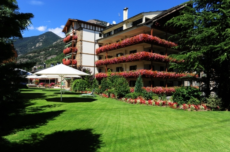 Fotos de Hotel Rutllan en LA MASSANA, ANDORRA (8)