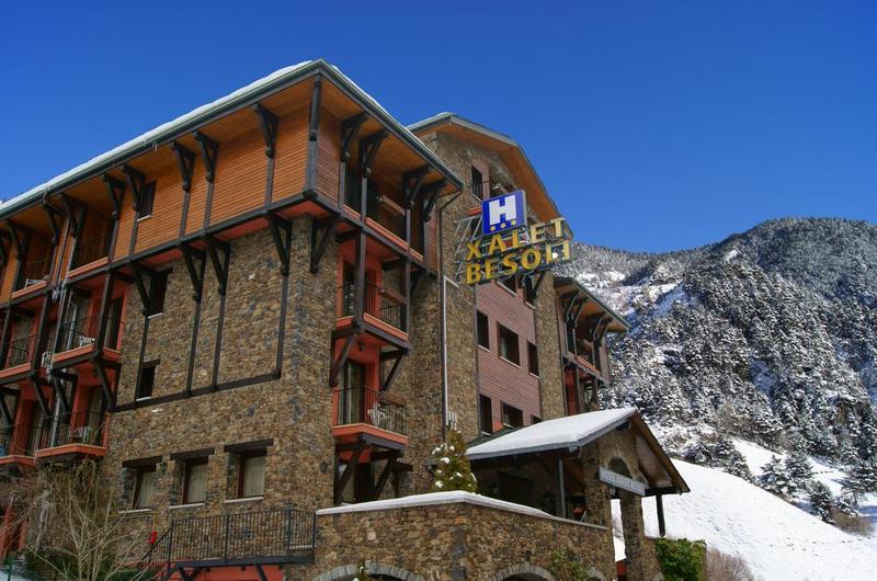 Foto 1 Hotel Xalet Besolí  , ARINSAL
