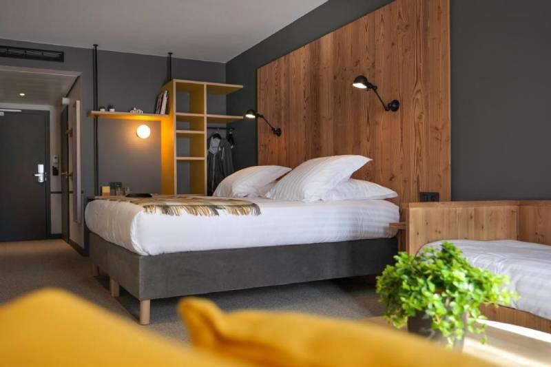 Plan B Hotel Living Chamonix